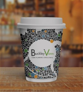 Promotional Paper Cup - Buckley Vann