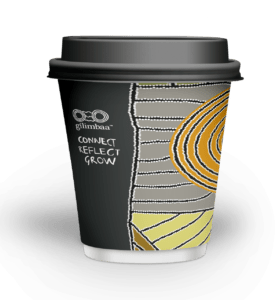 Gilimbaa Printed Paper Cups